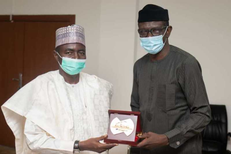 Export Development MOU Signed By NEXIM Bank-Yobe State