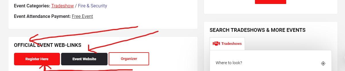 FAQ Event Registration Website Illustration.