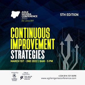 Con 24a-Agile Nigeria Conference 2022